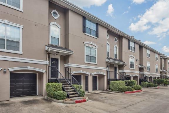 Exquisite Exterior at Estates at Bellaire, Houston, 77081