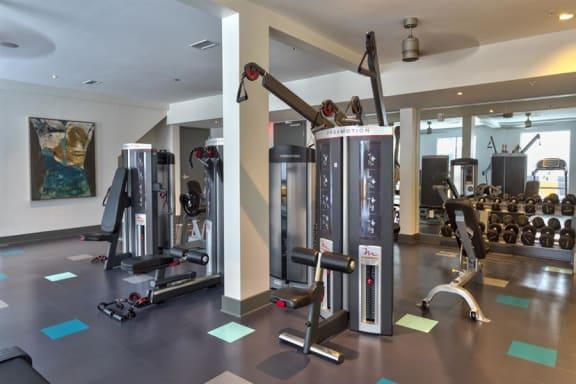 State Of The Art Fitness Center at Berkshire Terminus, Atlanta, 30305