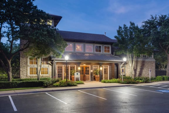Elegant Exterior View at Highlands Hill Country, Austin