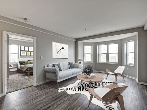 Newly Renovated 1 and 2 Bedroom Apartments with Bay Window in Quincy MA 12 Highpoint Circle Quincy, MA 02169, HighPoint Apartments