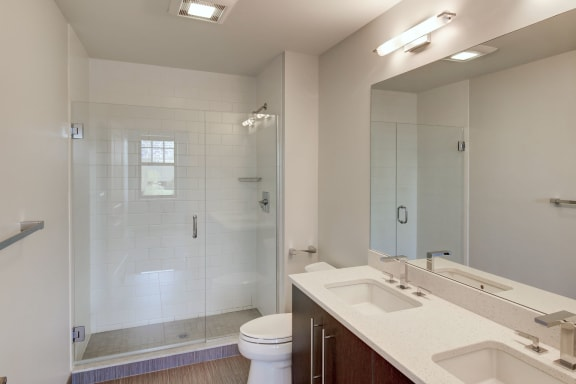 Luxury Apartments Charlestown MA with New Chef's Kitchen with Peninsula with Spa Baths and New Kitchens with Quartz Counters and Stainless Appliances-Gatehouse 75 Apartments