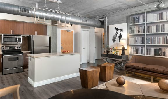 Energy And Sound Efficient Concrete Construction at Met Lofts, California