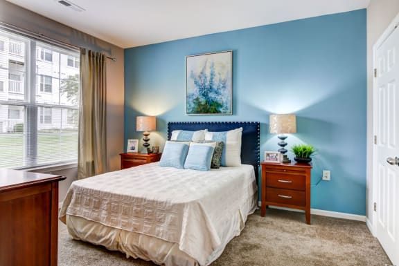 Two Bedroom Apartments near National Harbor with Dual Primary Suites-MetroPlace at Town Center, Camp Springs MD