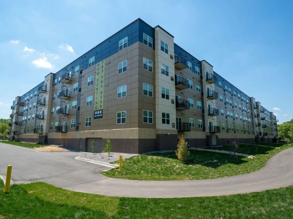 Berkshire Central Apartments with a Pool and Sundeck, 9436 Ulysses Street NE Blaine, MN. 55434