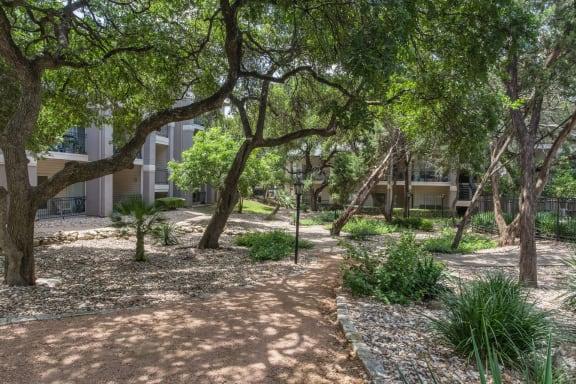 Walking Path at San Marin, Austin, TX, 78759