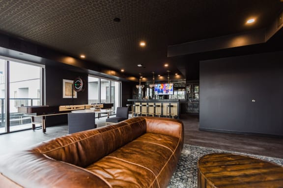 Luxury Apartments Rochester MN with Speakeasy Bar & Lounge near Mayo Clinic Downtown Rochester-The Maven on Broadway