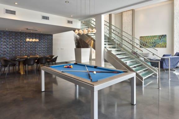 Gaming Lounge at Berkshire Terminus, Atlanta