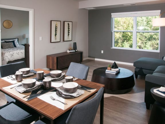 Luxury Studio, 1, 2 and 3 Bedroom Apartments with In-Home Washer/Dryer-Berkshire Central- 9436 Ulysses Street NE Blaine, MN. 55434