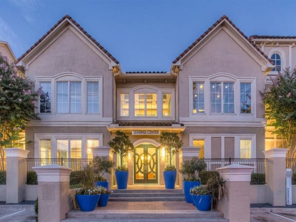 Elegant Exterior View at Providence Uptown, Texas