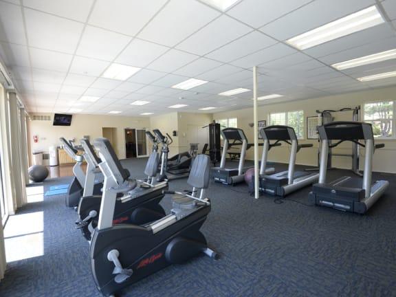 High Endurance Fitness Center at Woodridge Apartments, Randallstown, MD 21133
