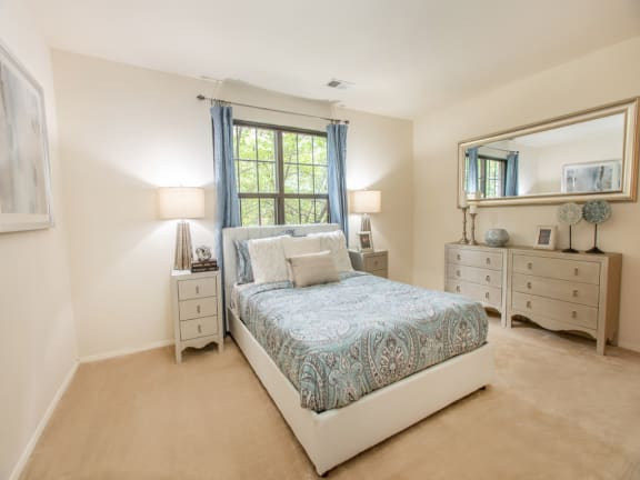 Soft, plush carpeting throughout your new home at The Brittany Apartments in Pikesville MD