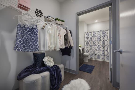 Large Closet at Ivy at Berlin Apartments, South Bend