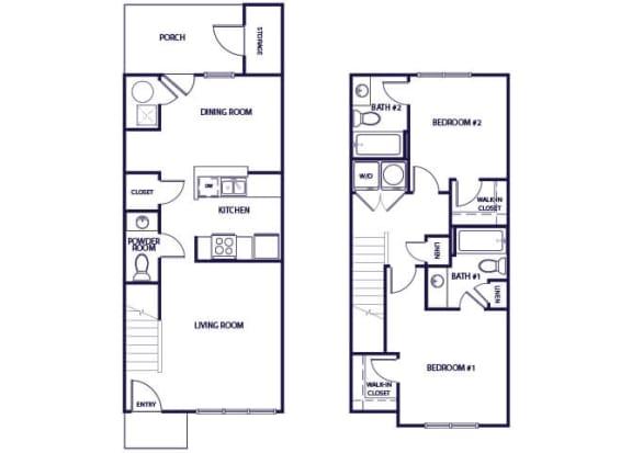 Floor Plan  B1T