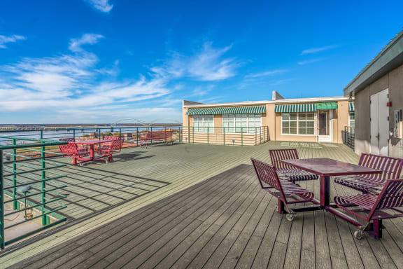 Pembroke Rooftop