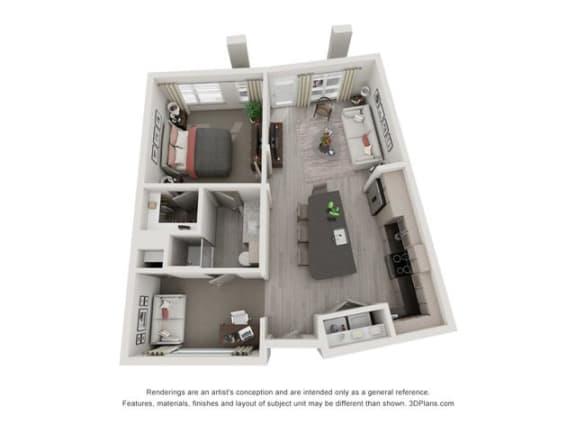 Floor Plan  Santiago