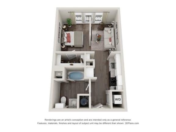 Floor Plan  Trinidad
