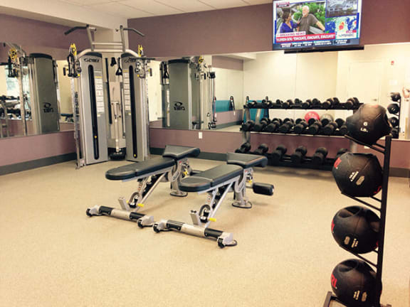 24 Hour Fitness Center at The Square, Ardmore, PA