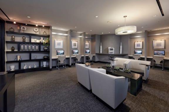 Business Center at Aura Pentagon City, Arlington, 22202