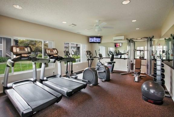 High Endurance Fitness Center, at Patterson Place, Santa Barbara, CA