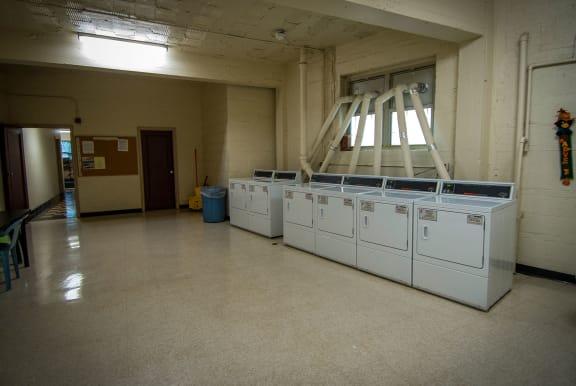 Capital Plaza Apartments Laundry Facilities 01