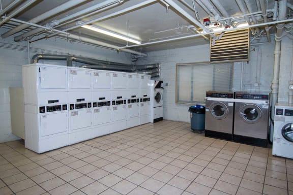 Steward Tower Apartments Laundry Facilities Photo 3