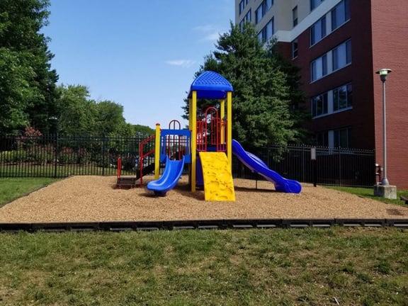 Steward Tower Apartments Playground Area Photo