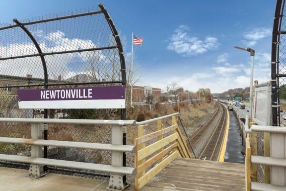 Newtonville Station at 28 Austin, Newton, 02460