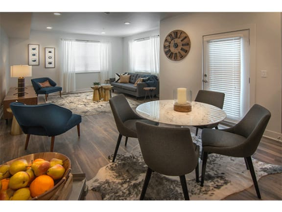Studio, One, Two and 3 Bedroom Floor Plans at Pinyon Pointe, Colorado, 80537