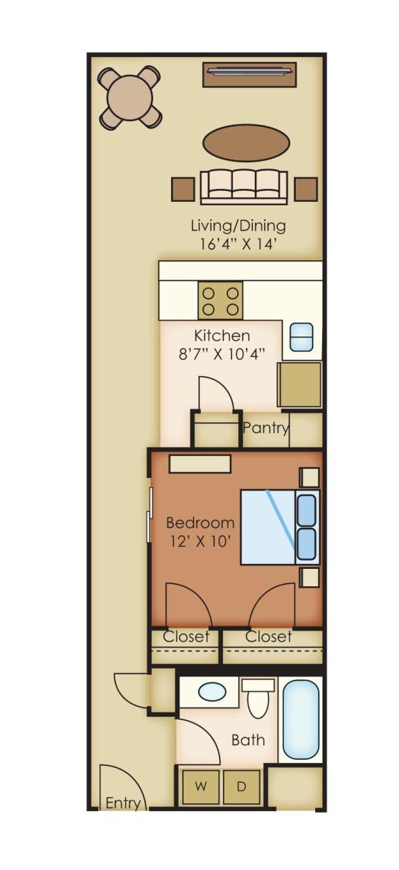 Boscul Floorplan