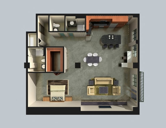 Floor Plan  Meridian