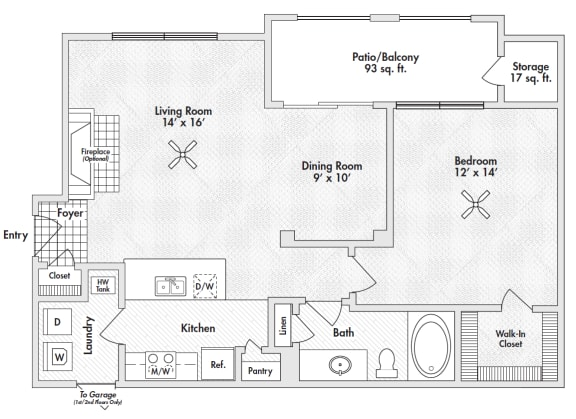 75305 one bedroom apartments