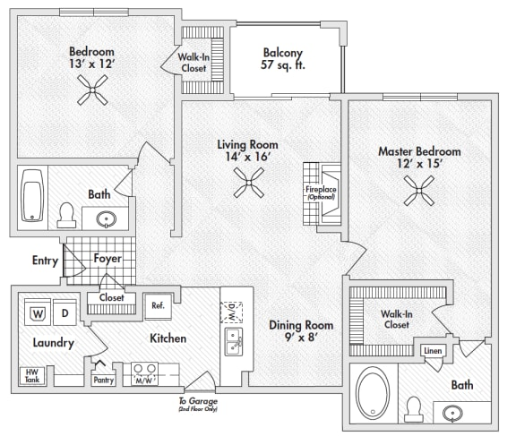 two bedroom apartments in frisco texas