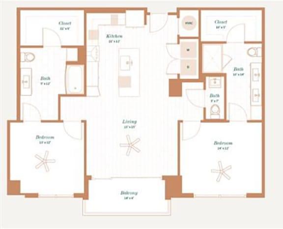 Floor Plan  Poplar