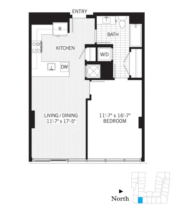 Floor Plan  Bell a04