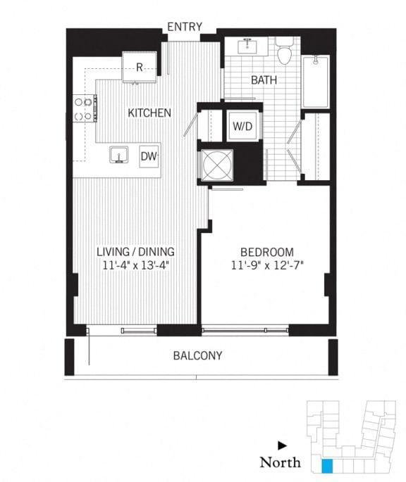 Floor Plan  Bell a04a
