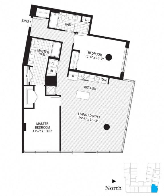Floor Plan  Goldmark b05