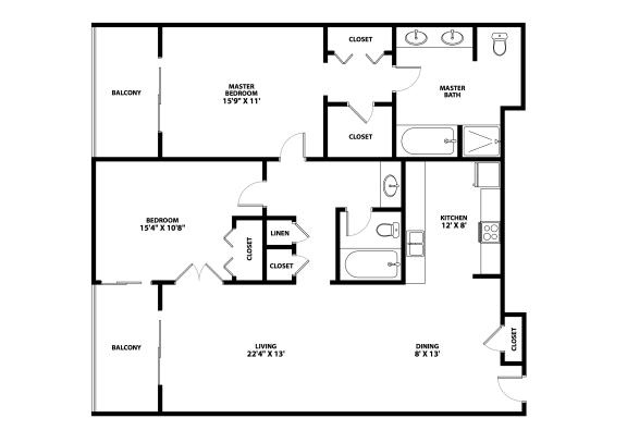 Drycreek Floor Plan