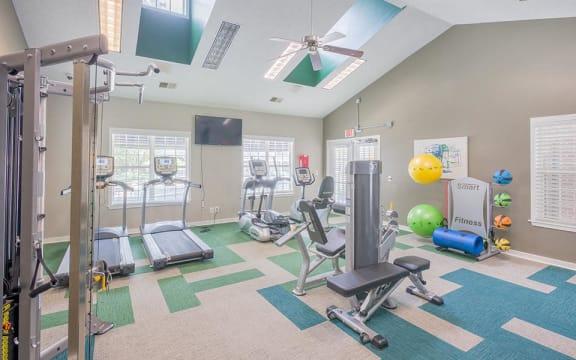 avenue at harbison fitness center