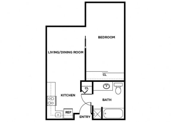 Floor Plan  A4 floor plan