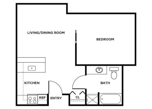 Floor Plan  A9 floor plan