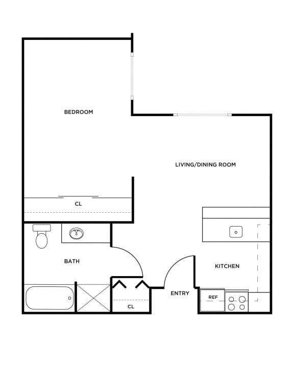 Floor Plan  A11 floor plan