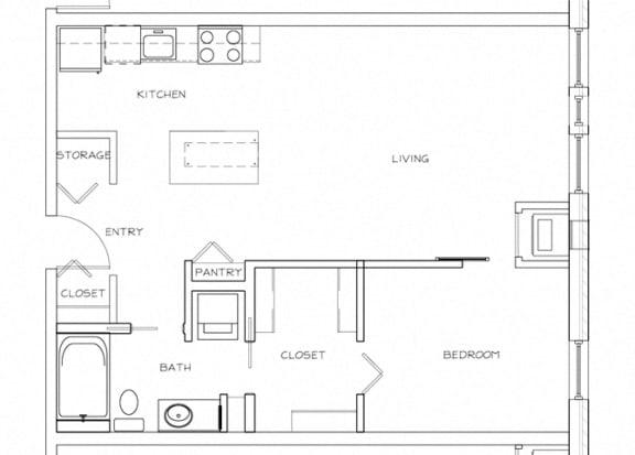 Eitel Apartments A11 1 bedroom