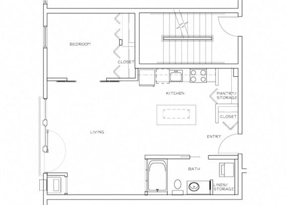 Eitel Apartments A12 1 bedroom