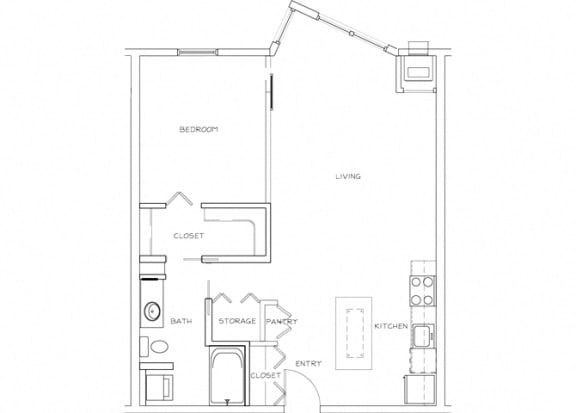 Eitel Apartments A15 1 bedroom