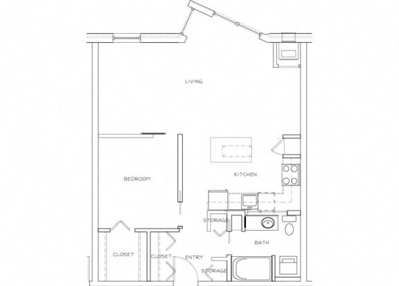 Eitel Apartments A16 1 bedroom