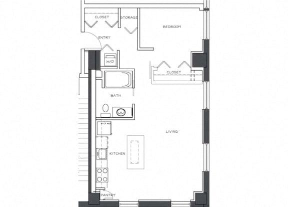 Eitel Apartments A17 1 bedroom