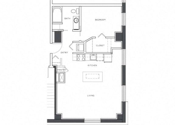 Eitel Apartments A18 1 bedroom
