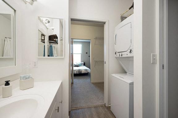 Eitel Apartments washer/dryers