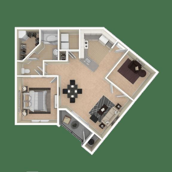 Floor Plan  London