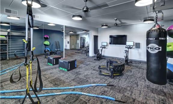 Fitness Studio at Foxboro Apartments, Wheeling, 60090